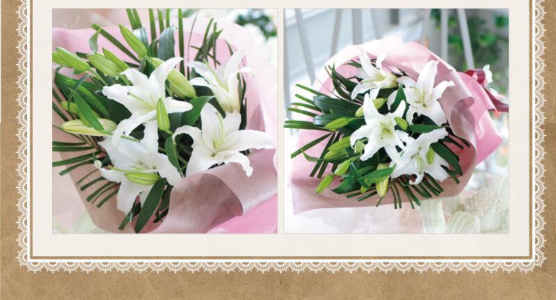 大切な方へのお気持ちをお花に託し、より喜んで頂けるよう心掛けております。