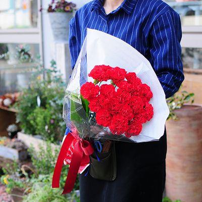 母の日 プレゼント 花束 カーネーション フラワーギフト