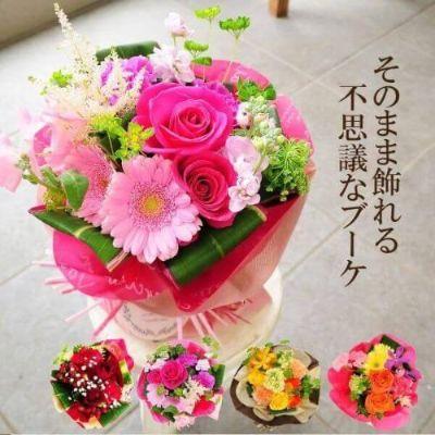 人気の花ギフト