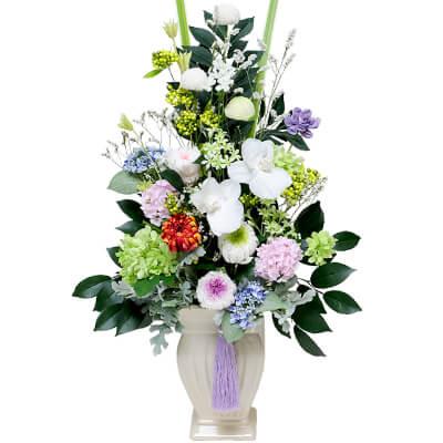 お供えプリザーブドフラワー 久遠-Kuon-