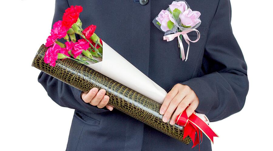 卒業祝い、卒園祝いの花ギフトを花言葉で選ぼう