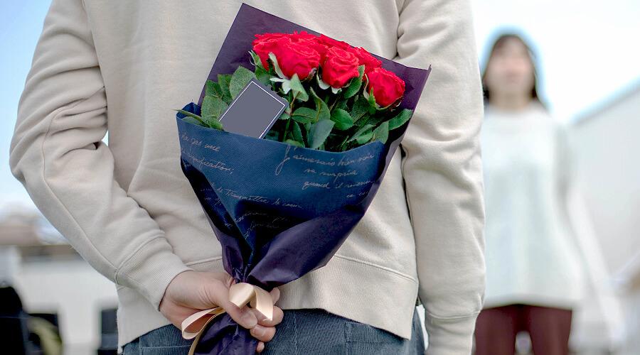 ホワイトデーには女性に喜ばれる素敵な花を贈ろう